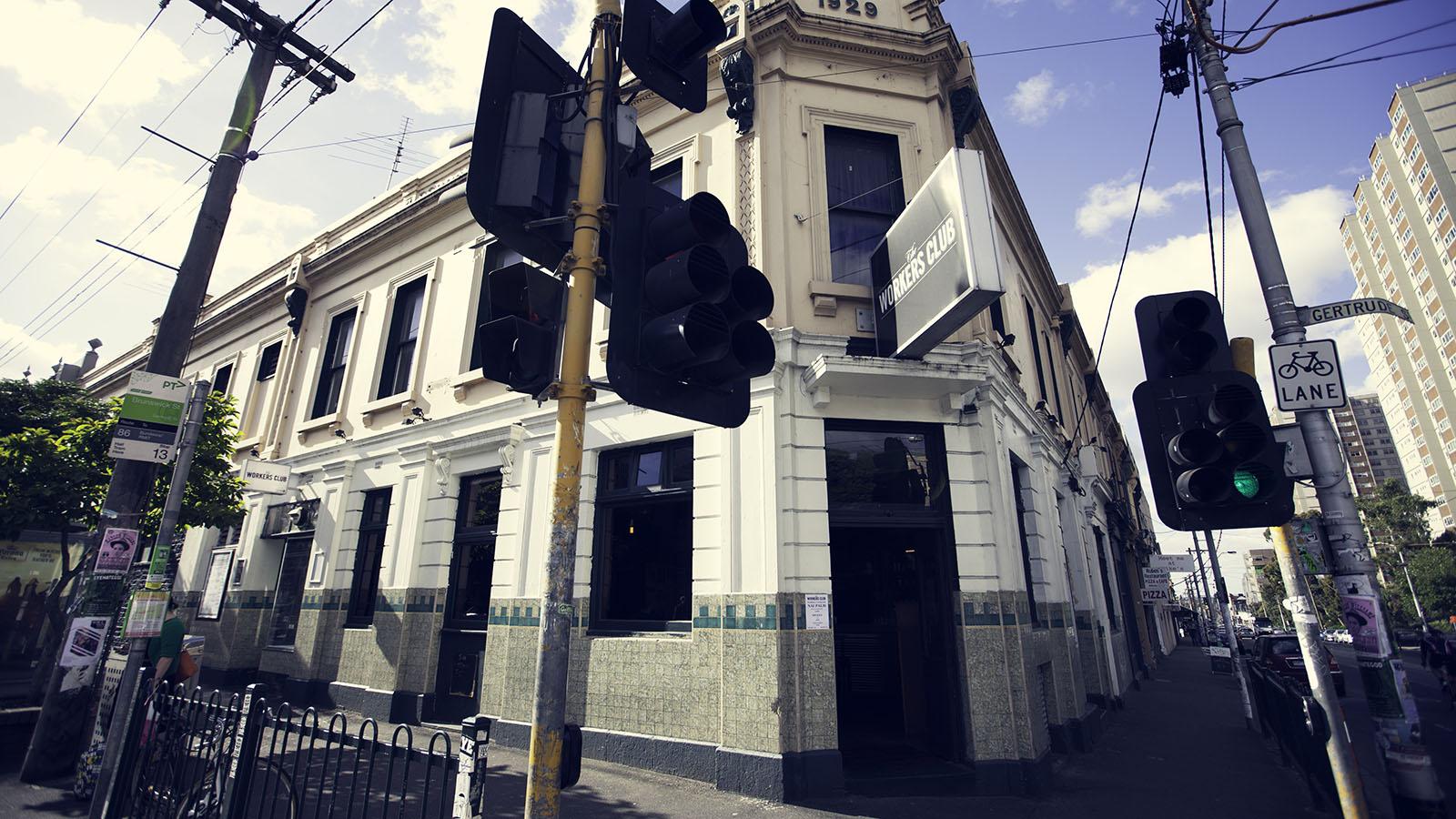 The Workers Club, Melbourne, Victoria, Australia