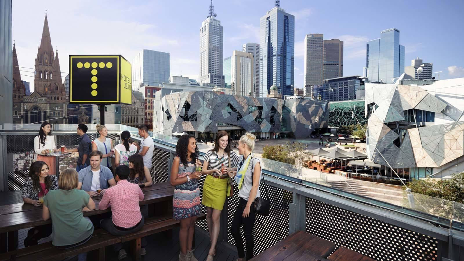 Transit Cocktail Lounge, Melbourne, Victoria, Australia