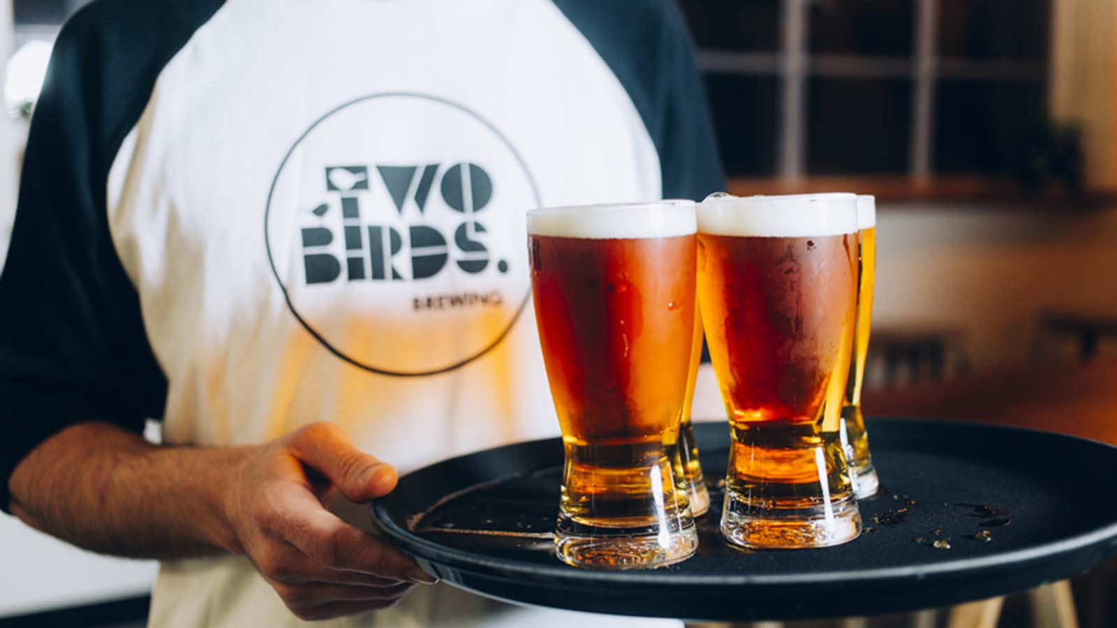 Two Birds Brewing, Spotswood, Victoria, Australia