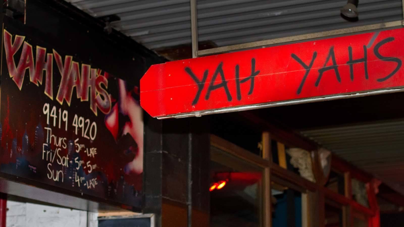 Yah Yahs, Fitzroy, Melbourne, Victoria, Australia