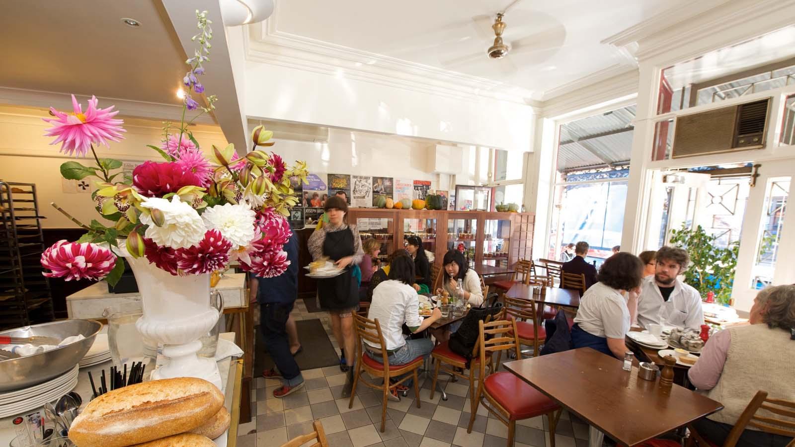 Babka Bakery Cafe, Fitzroy, Melbourne, Victoria, Australia