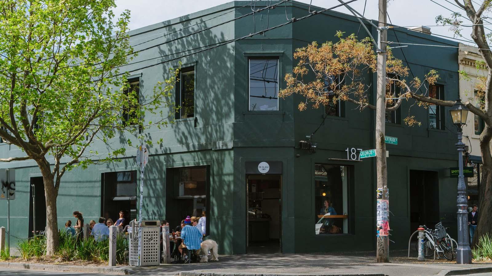 De Clieu, Fitzroy, Melbourne, Victoria, Australia