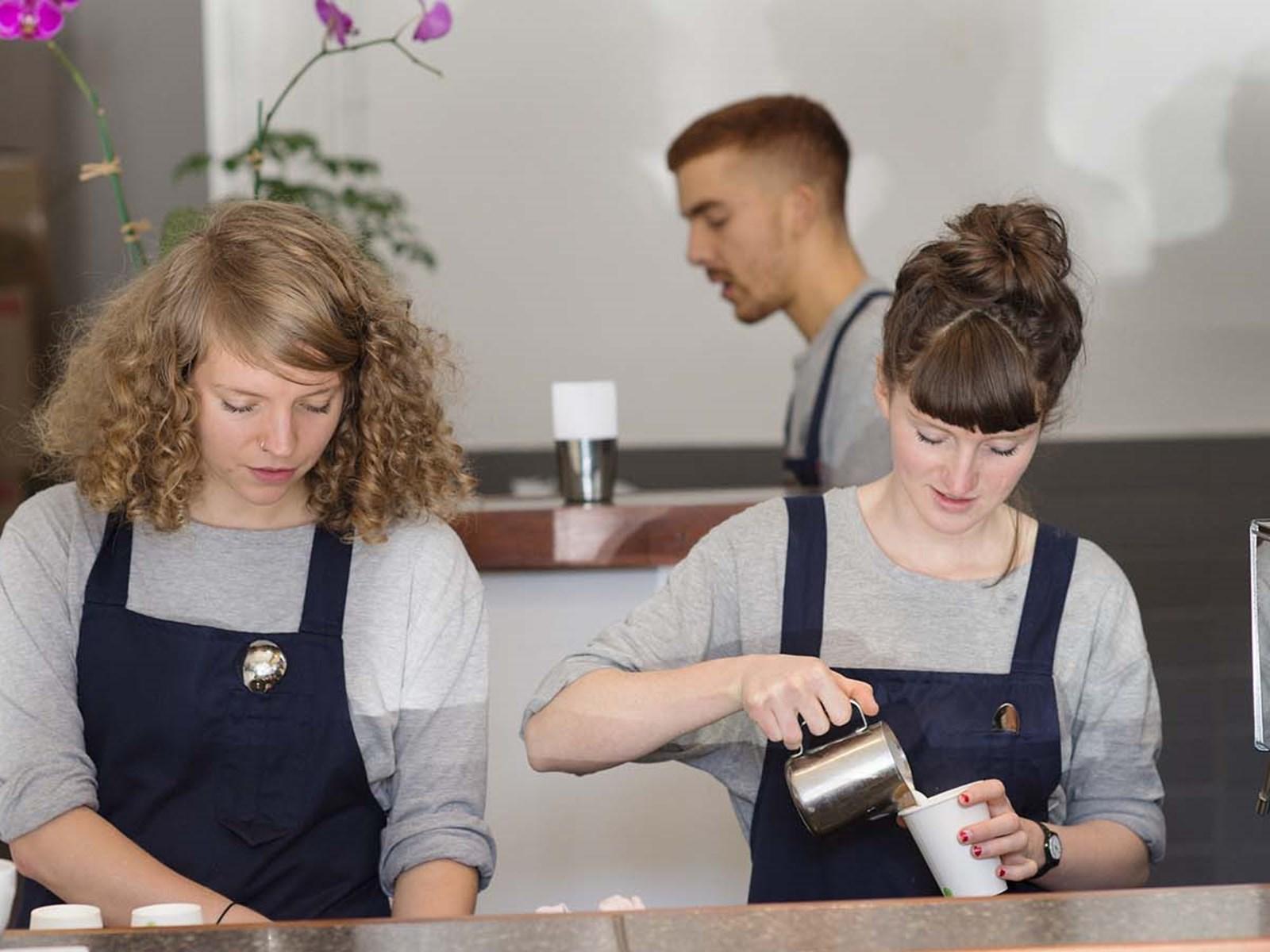 Everyday Coffee, Collingwood, Melbourne, Victoria, Australia
