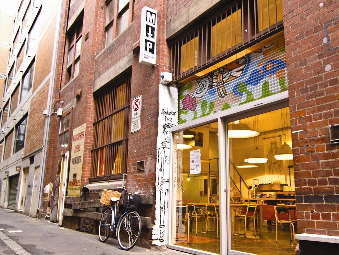 Manchester Press, Rankins Lane, Melbourne, Victoria, Australia