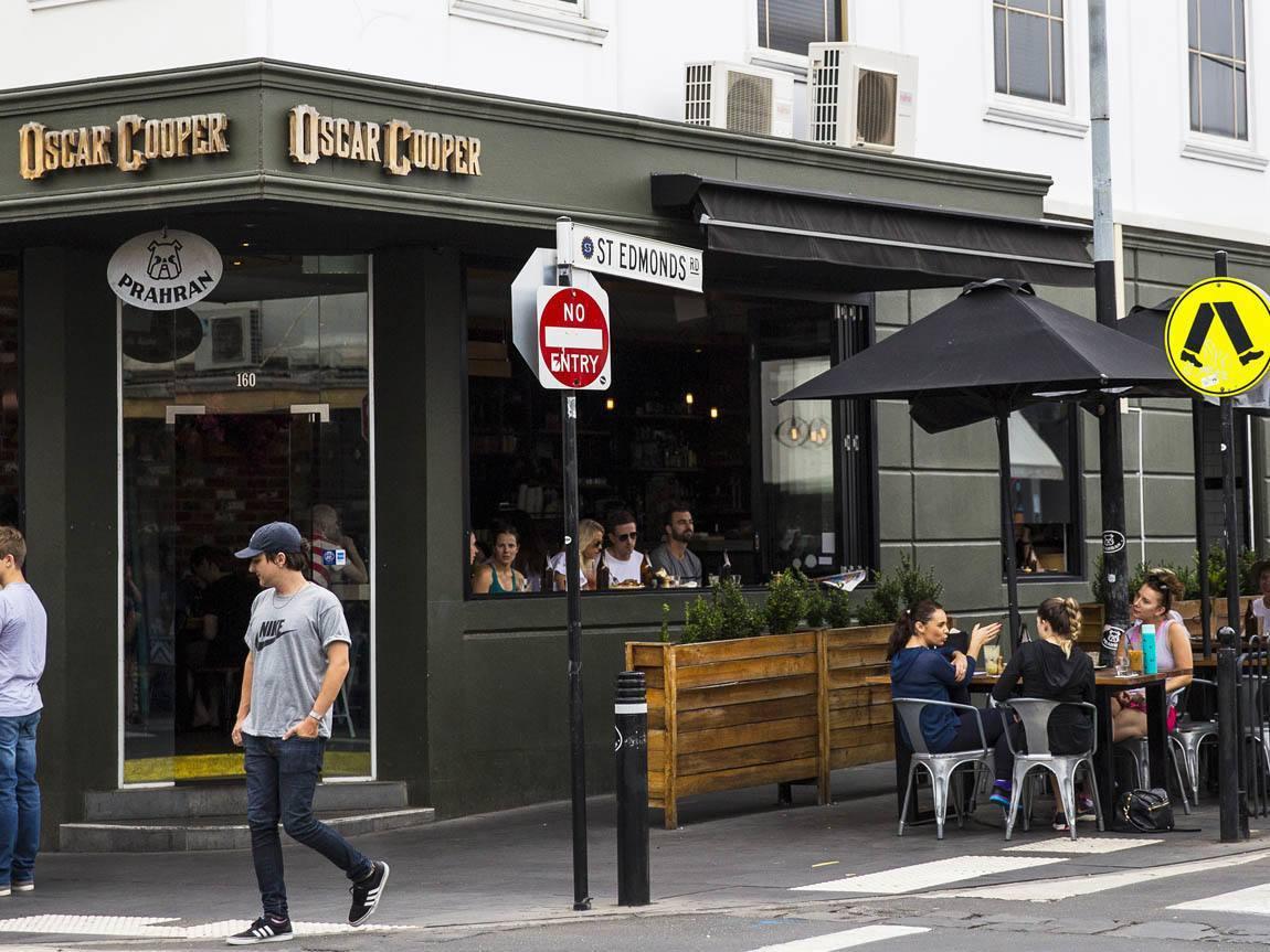 Oscar Cooper, Greville Street, Melbourne, Victoria, Australia