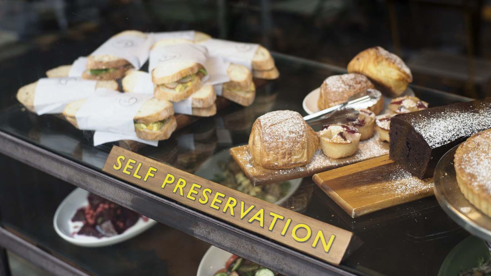 Self Preservation, Melbourne, Victoria, Australia