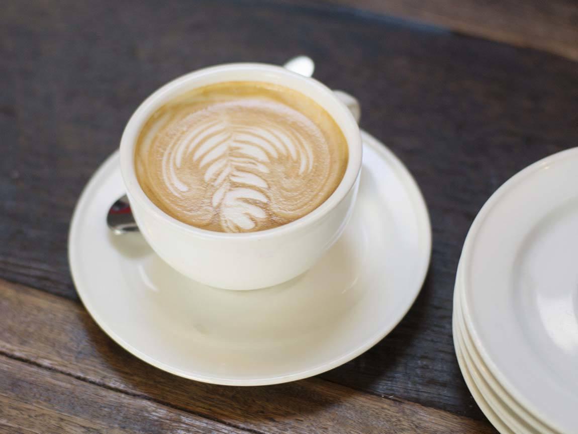 Coffee at Slowpoke Espresso, Fitzroy, Melbourne, Victoria, Australia