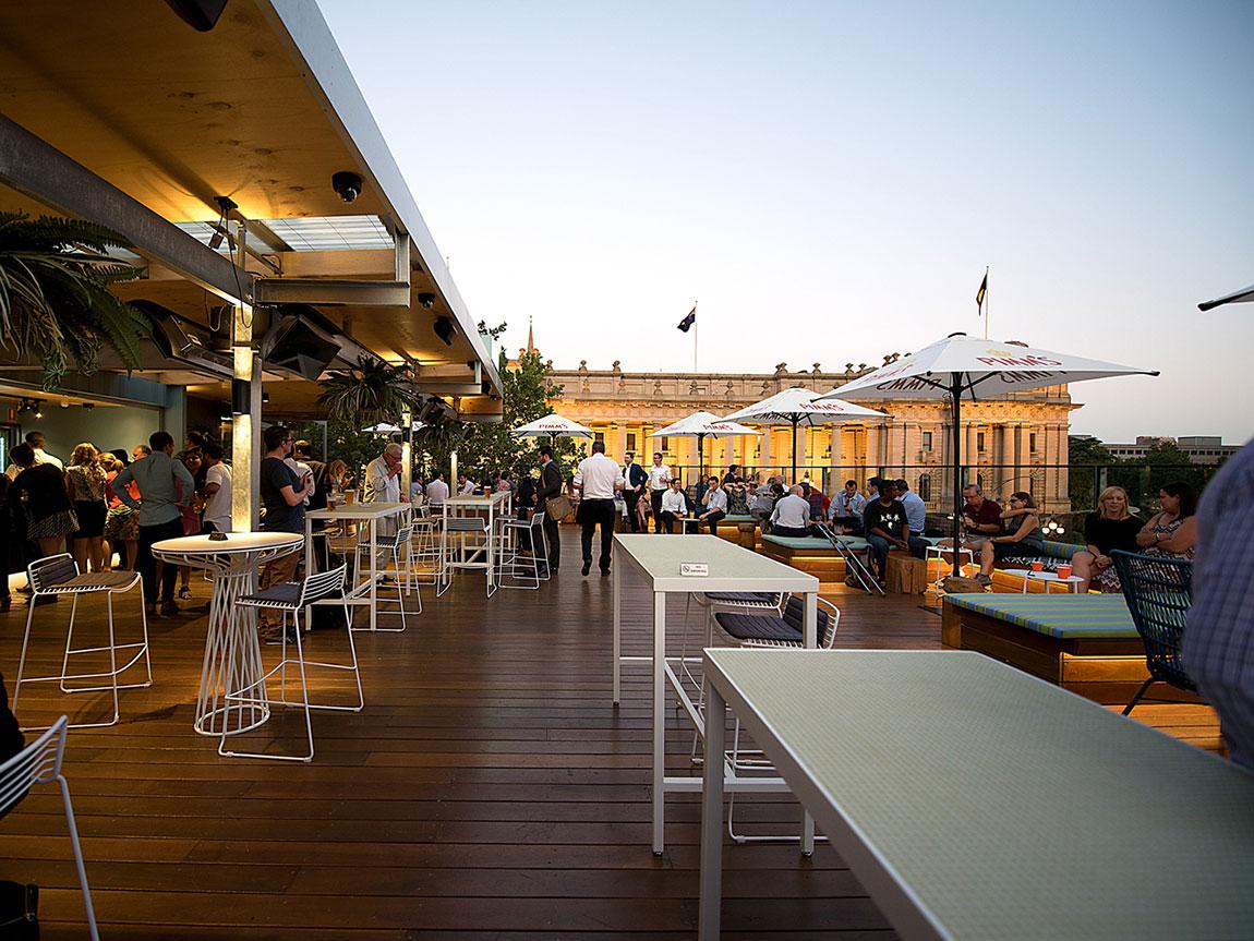 Imperial Rooftop, Melbourne, Victoria, Australia