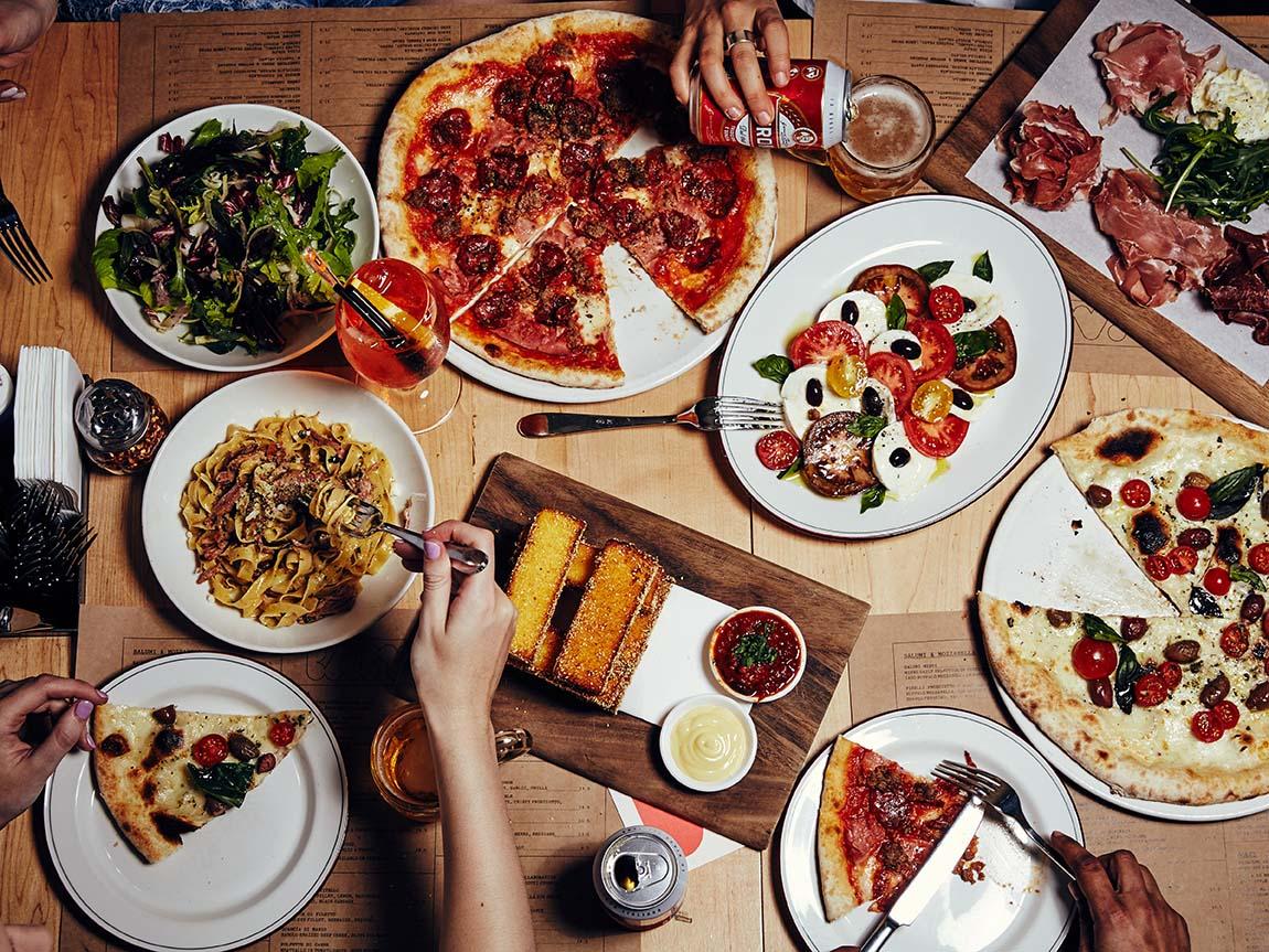Baby Pizza, Melbourne, Victoria, Australia