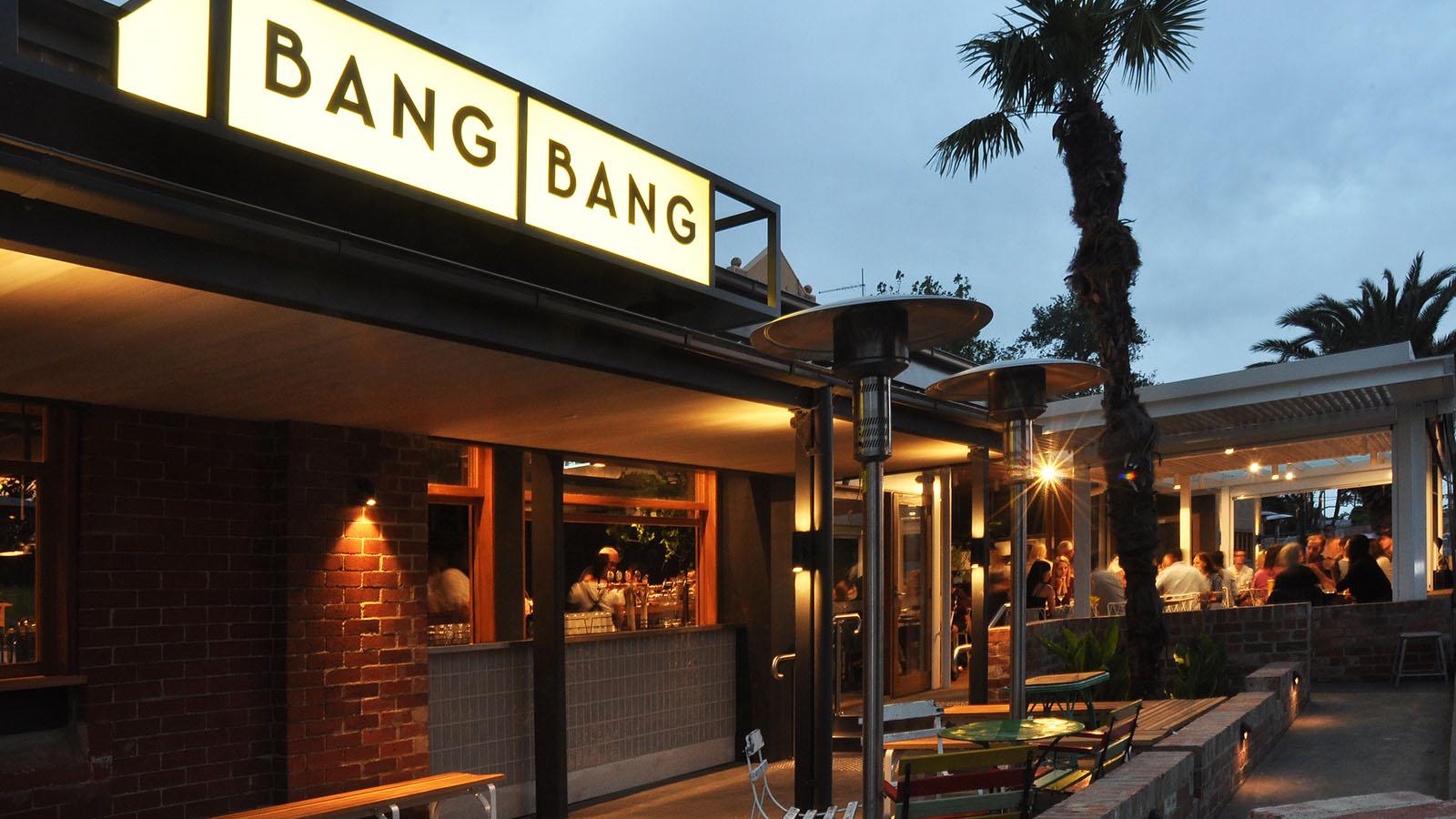 Bang Bang at the Rifle Club, Melbourne, Victoria, Australia