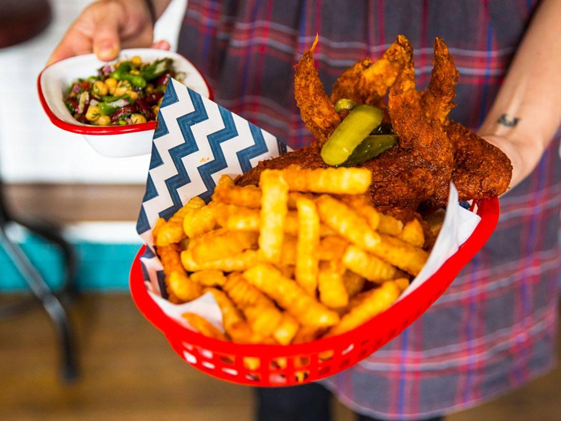 Belles Hot Chicken, Melbourne, Victoria, Australia