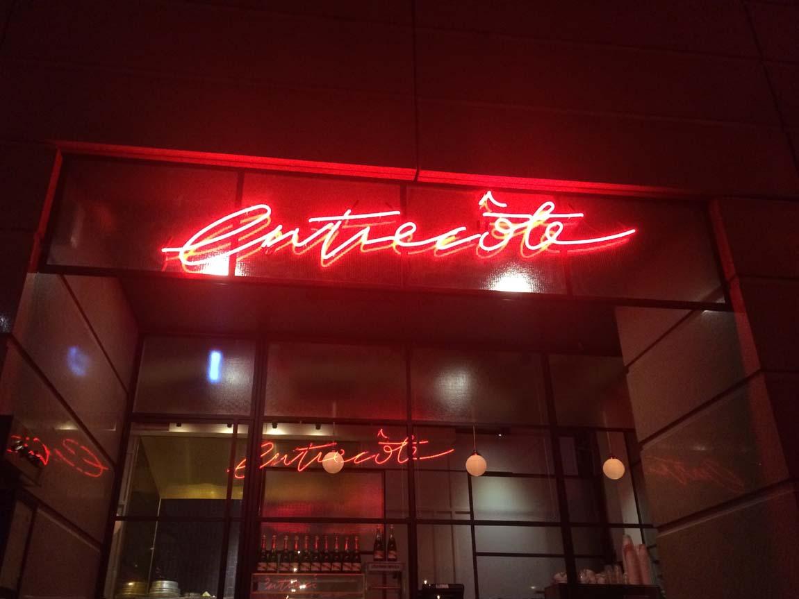 Entrecote City, Melbourne, Victoria, Australia