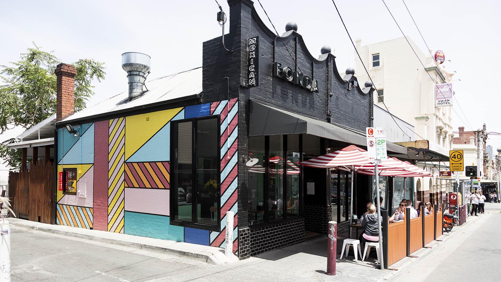 Fonda Richmond, Melbourne, Victoria, Australia