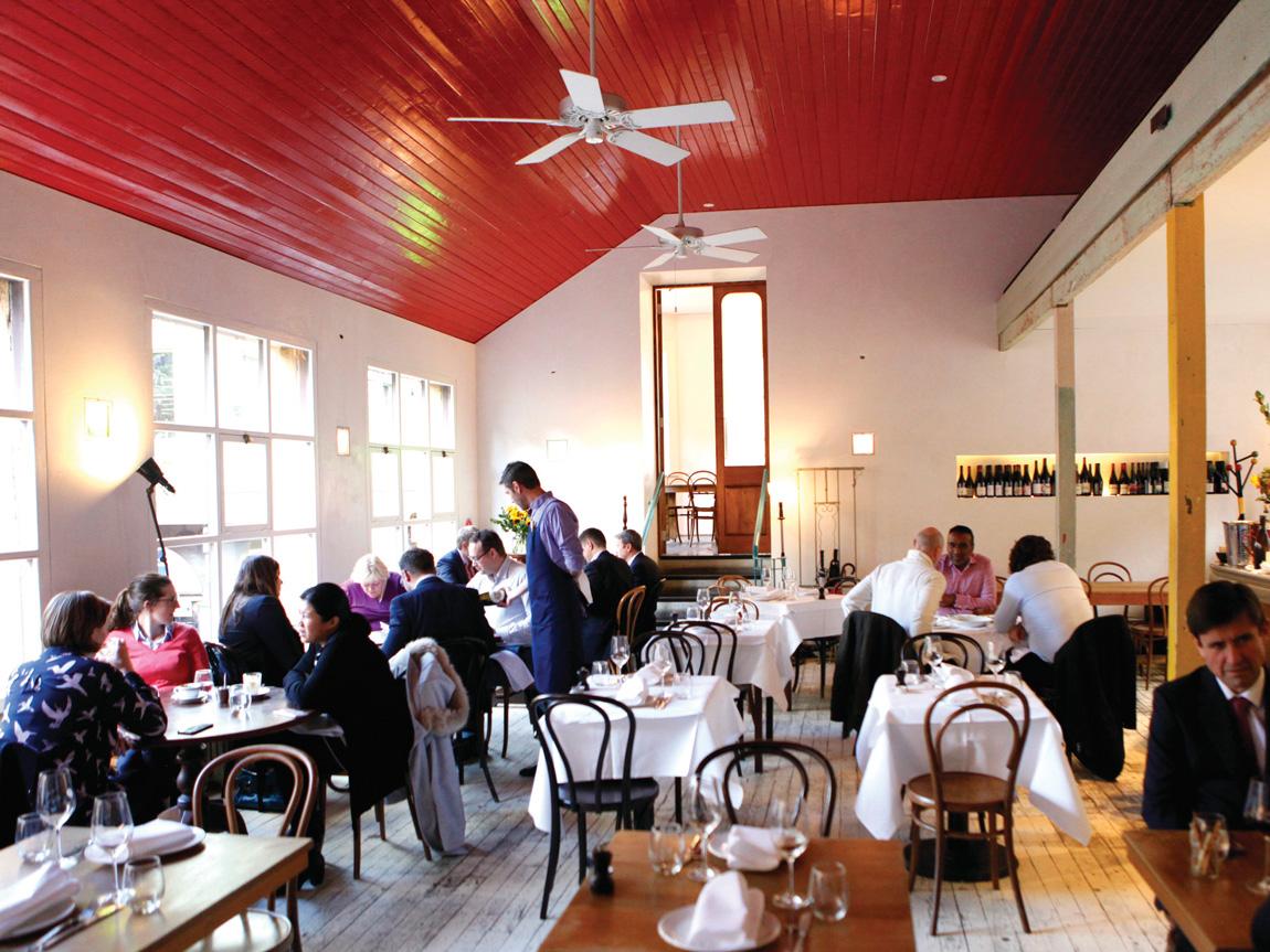French Saloon, Melbourne, Victoria, Australia