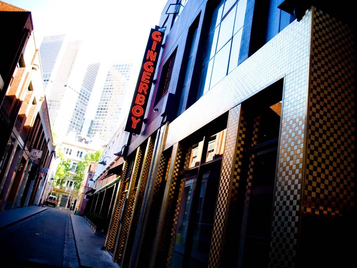Gingerboy, Melbourne, Victoria, Australia