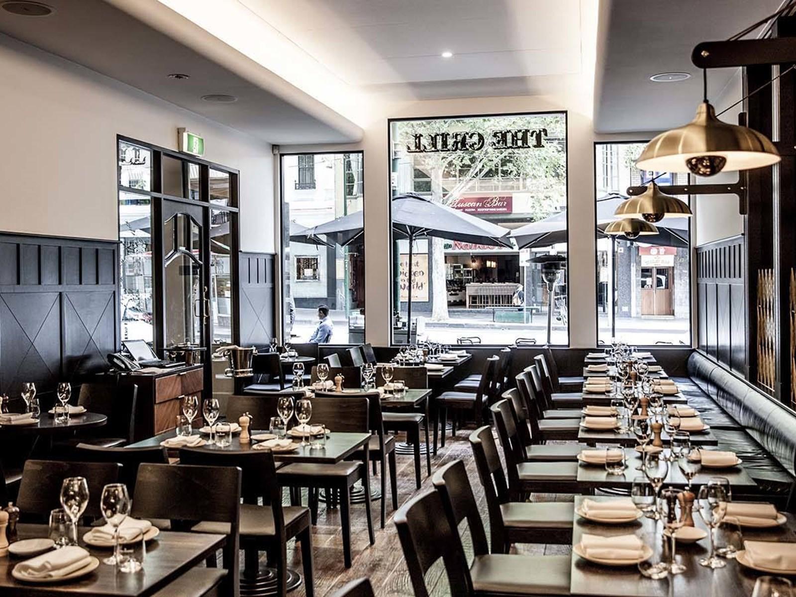 Grossi Florentino Grill, Melbourne, Victoria, Australia