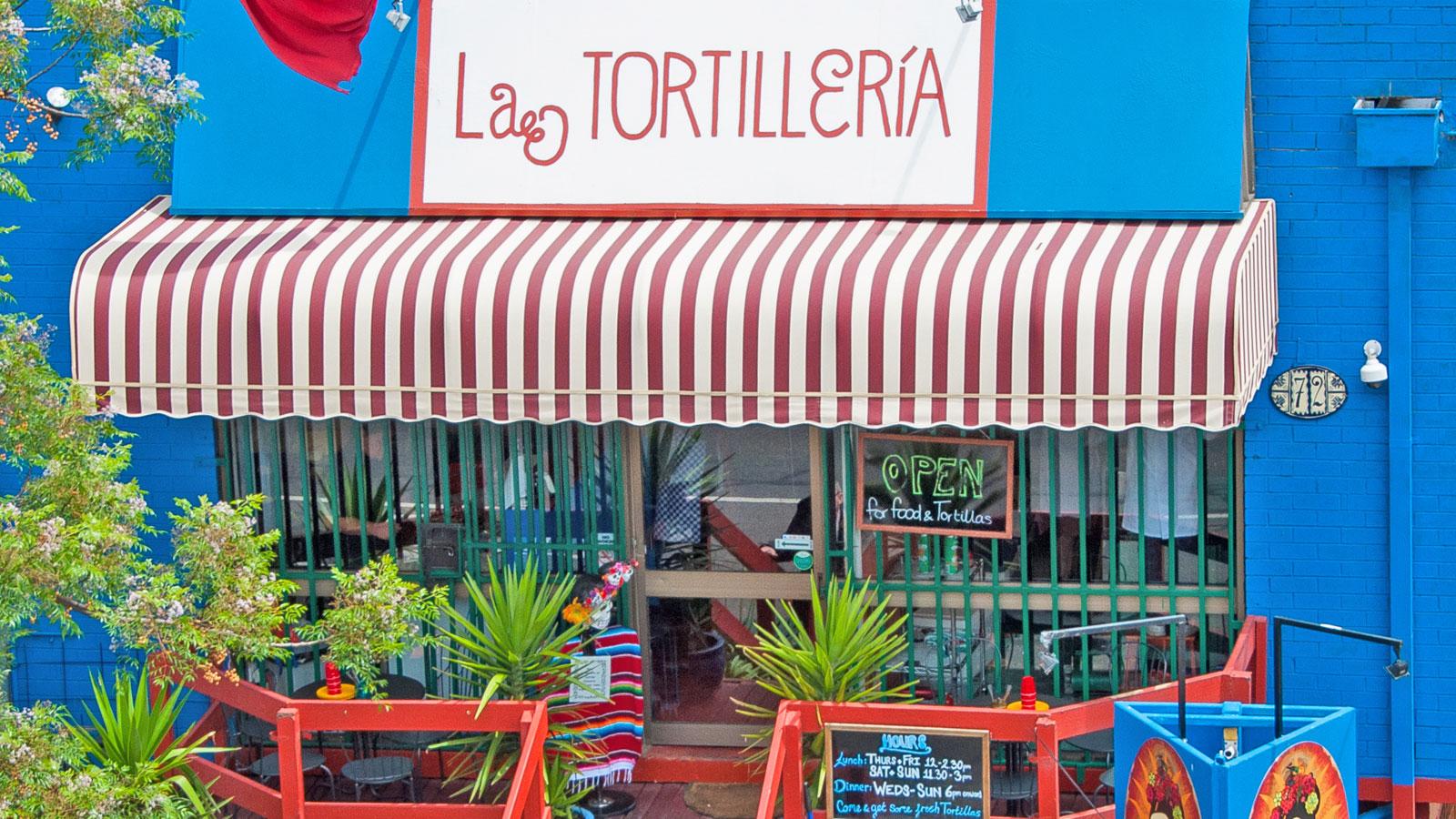La Tortilleria, Kensington, Melbourne, Victoria, Australia