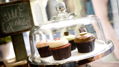 Little Cupcakes, Degraves Street, Melbourne