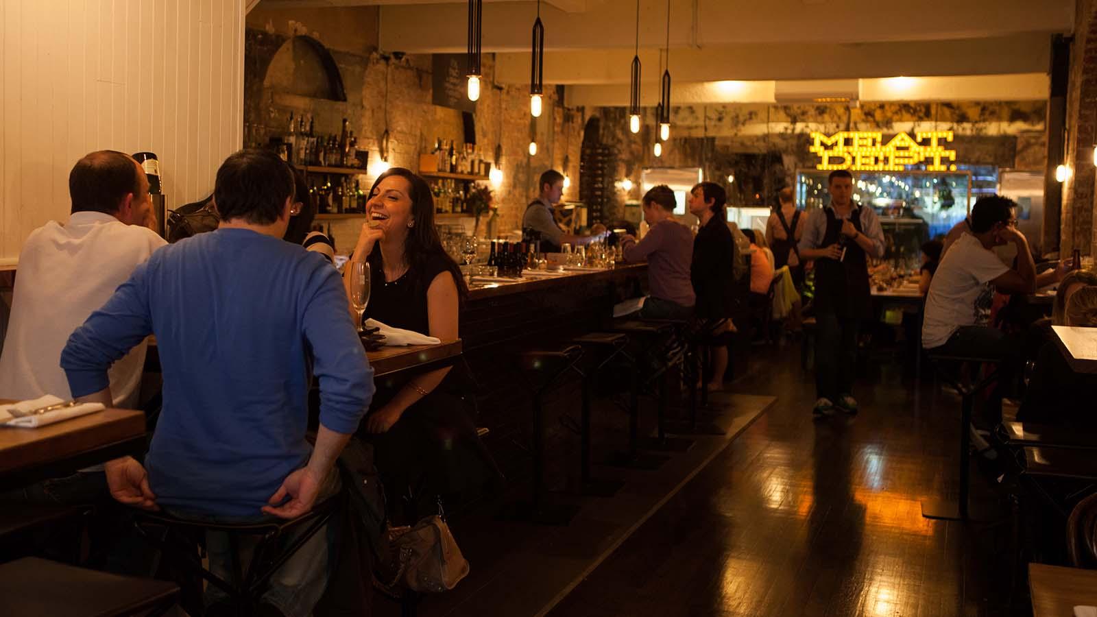 Meatball and Wine Bar, Melbourne, Victoria, Australia