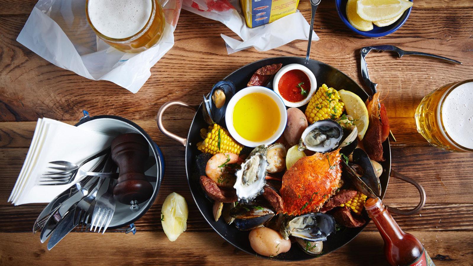 Miss Katie's Crab Shack, Melbourne, Victoria, Australia