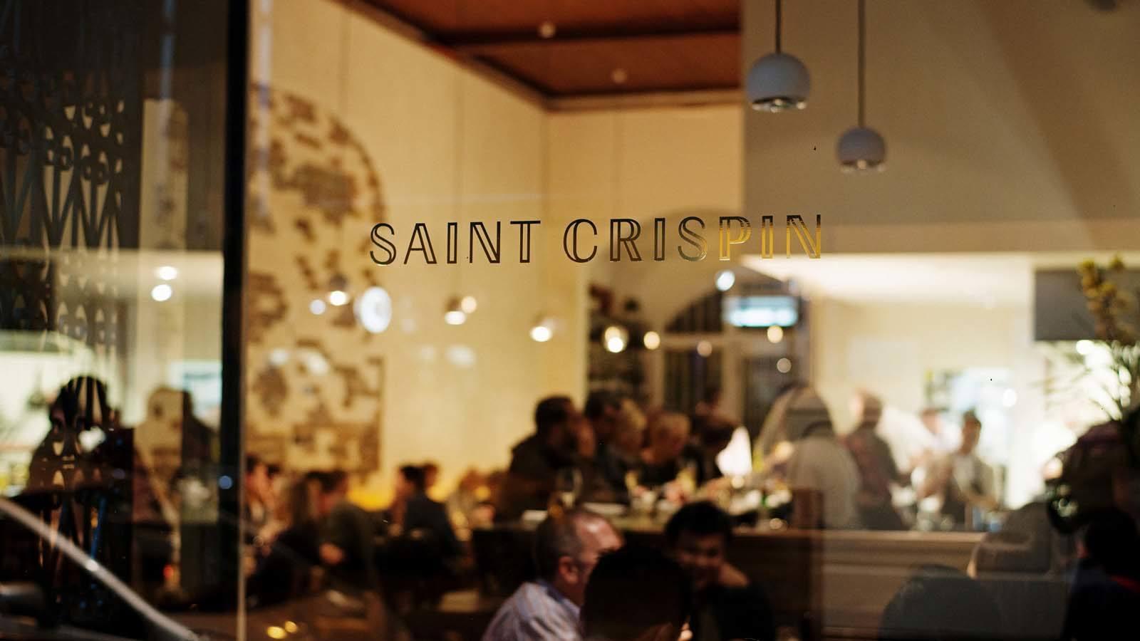 Saint Crispin, Collingwood, Melbourne, Victoria, Australia