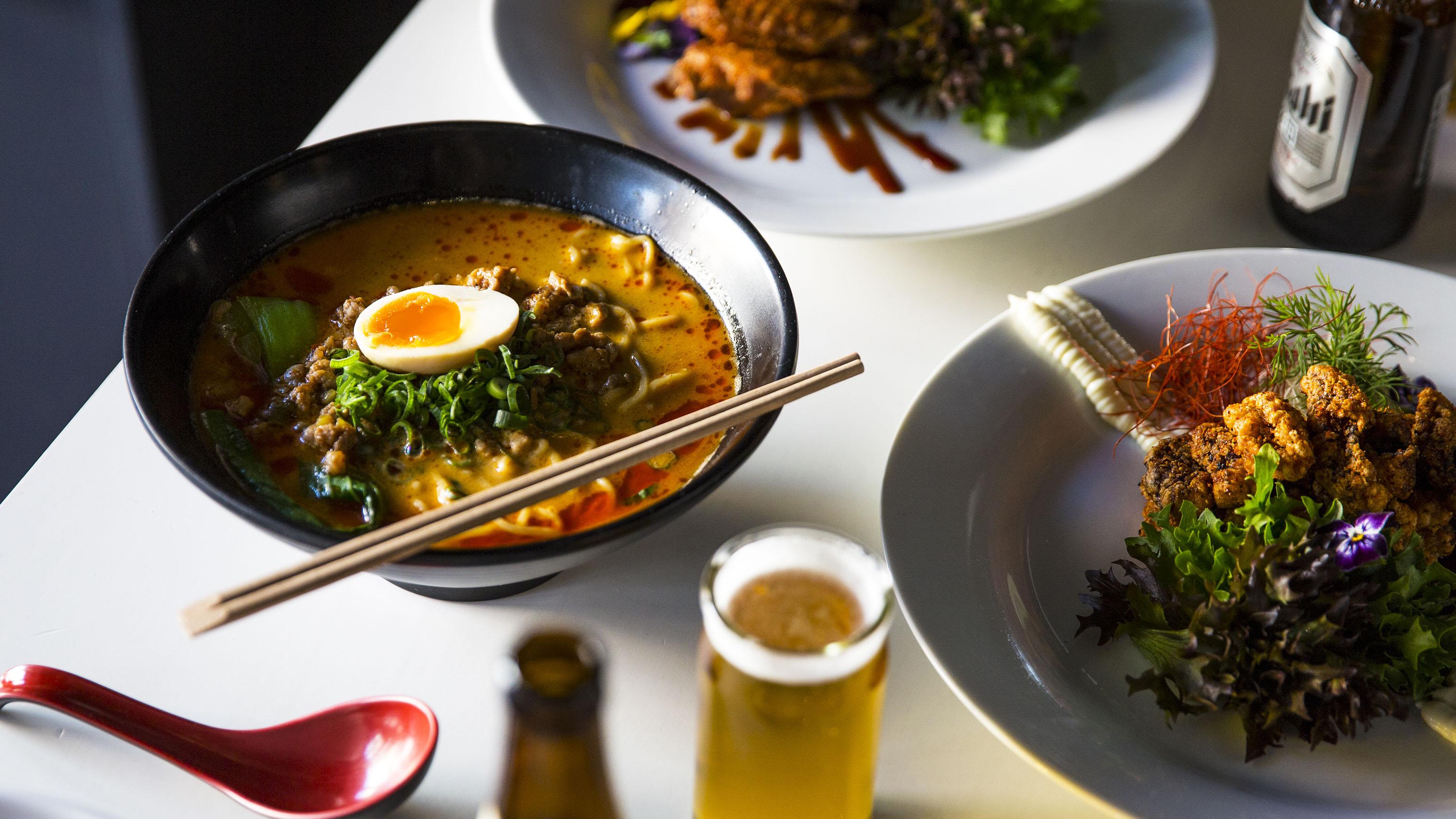 Shizuku Ramen, Japanese restaurant