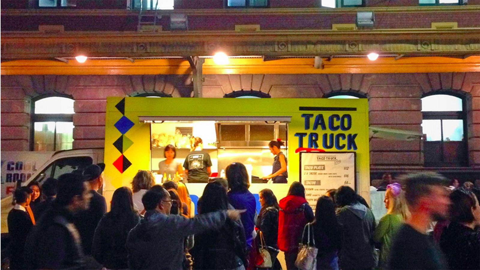 Beatbox Kitchen Food Truck Menu