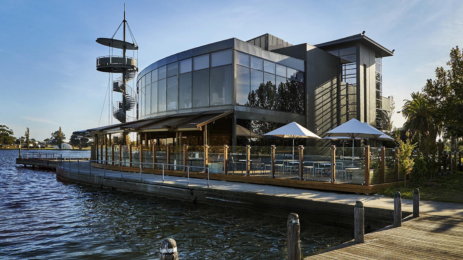 The Point, Melbourne, Victoria, Australia