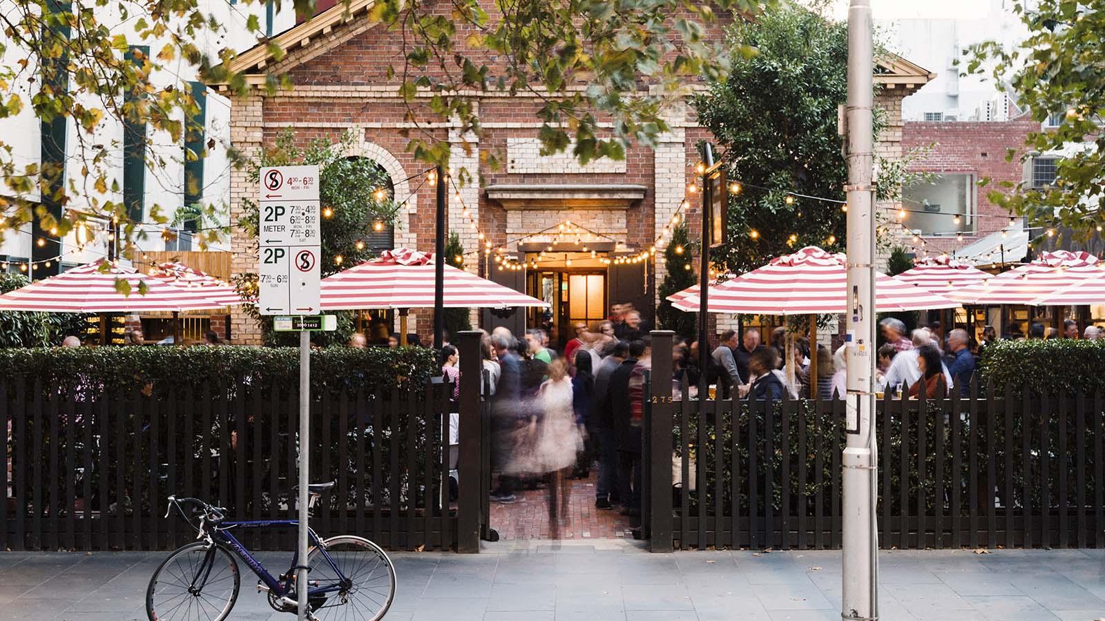 Trunk Diner, Melbourne, Victoria, Australia