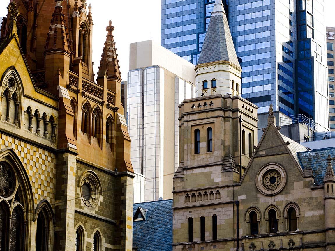 Heritage architecture in Melbourne, Victoria, Australia