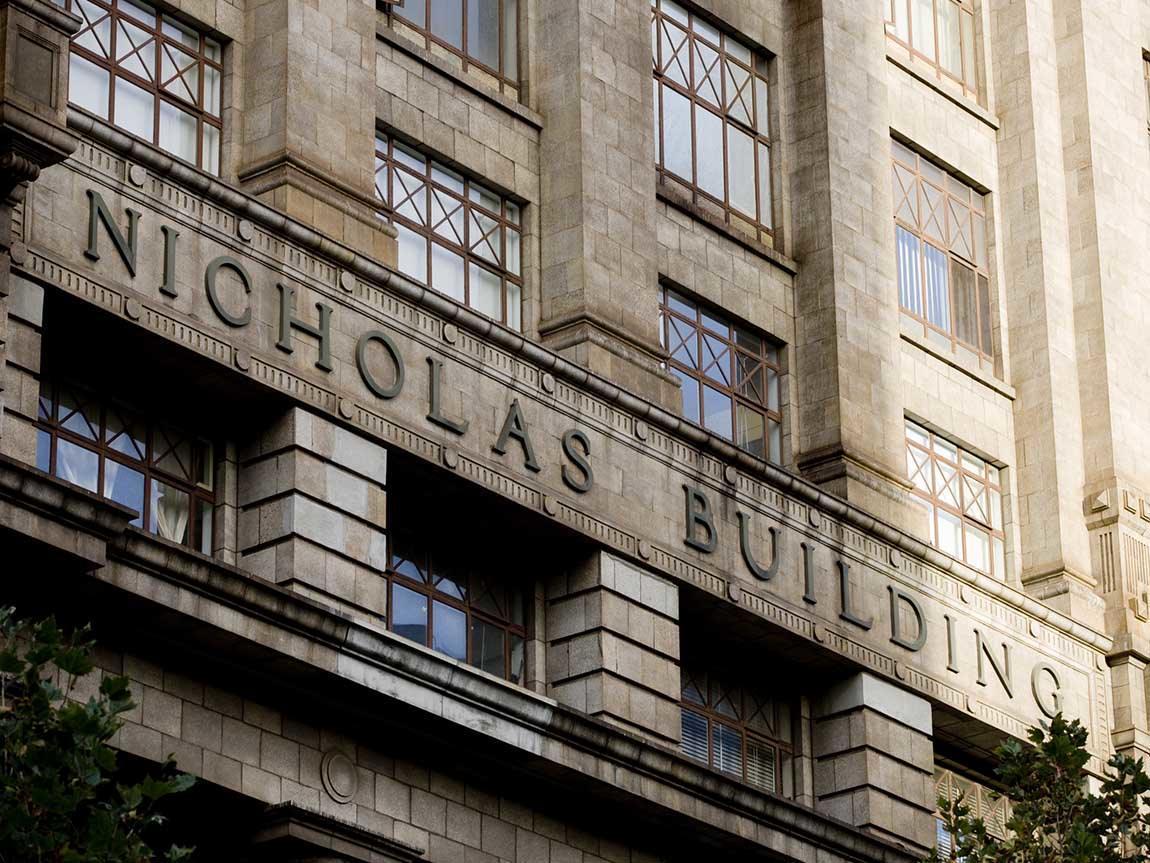 Nicholas Building, Melbourne, Victoria, Australia