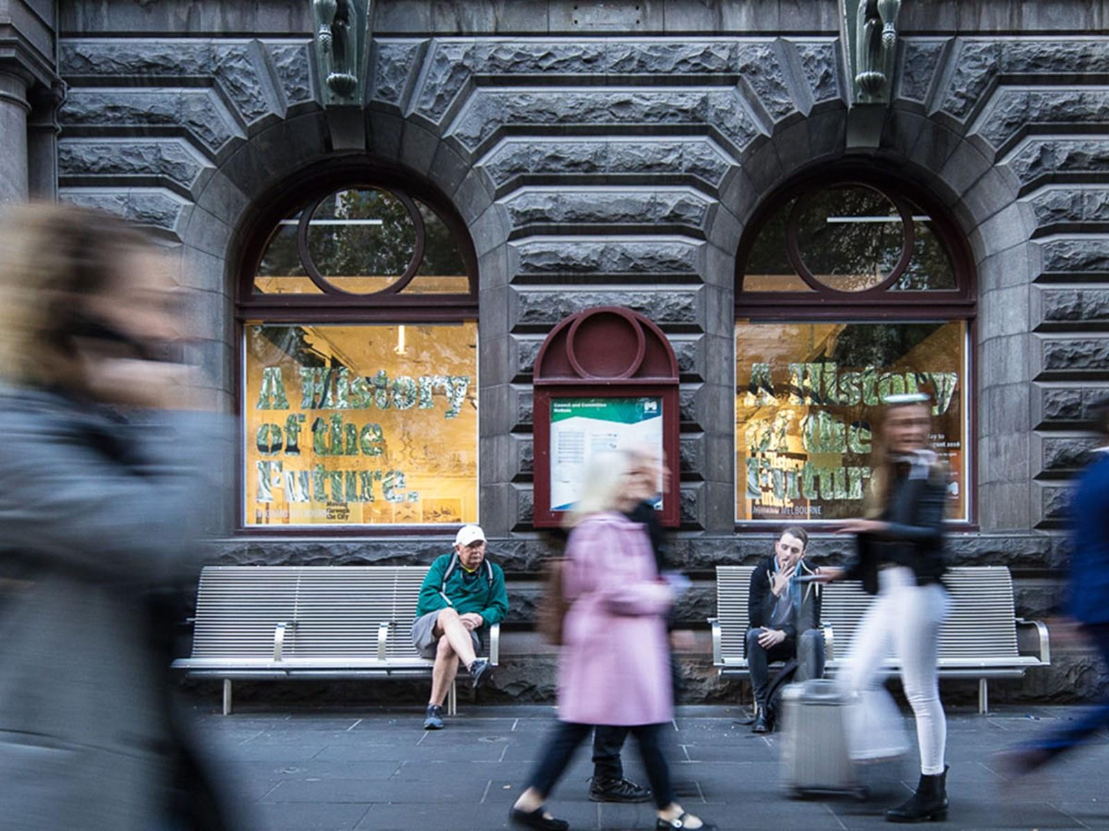 City Gallery, Melbourne, Victoria, Australia
