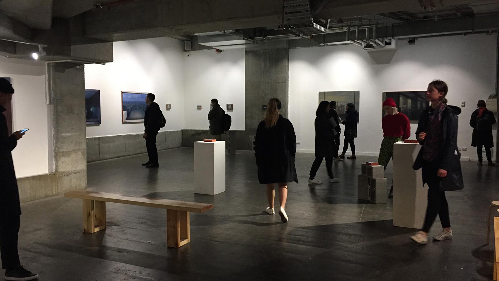 No Vacancy Gallery, Melbourne, Victoria, Australia