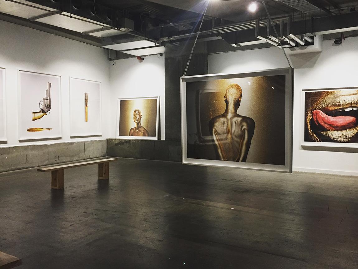 No Vacancy Gallery, Melbourne, Victoria, Australia. Artist: Stuart Miller
