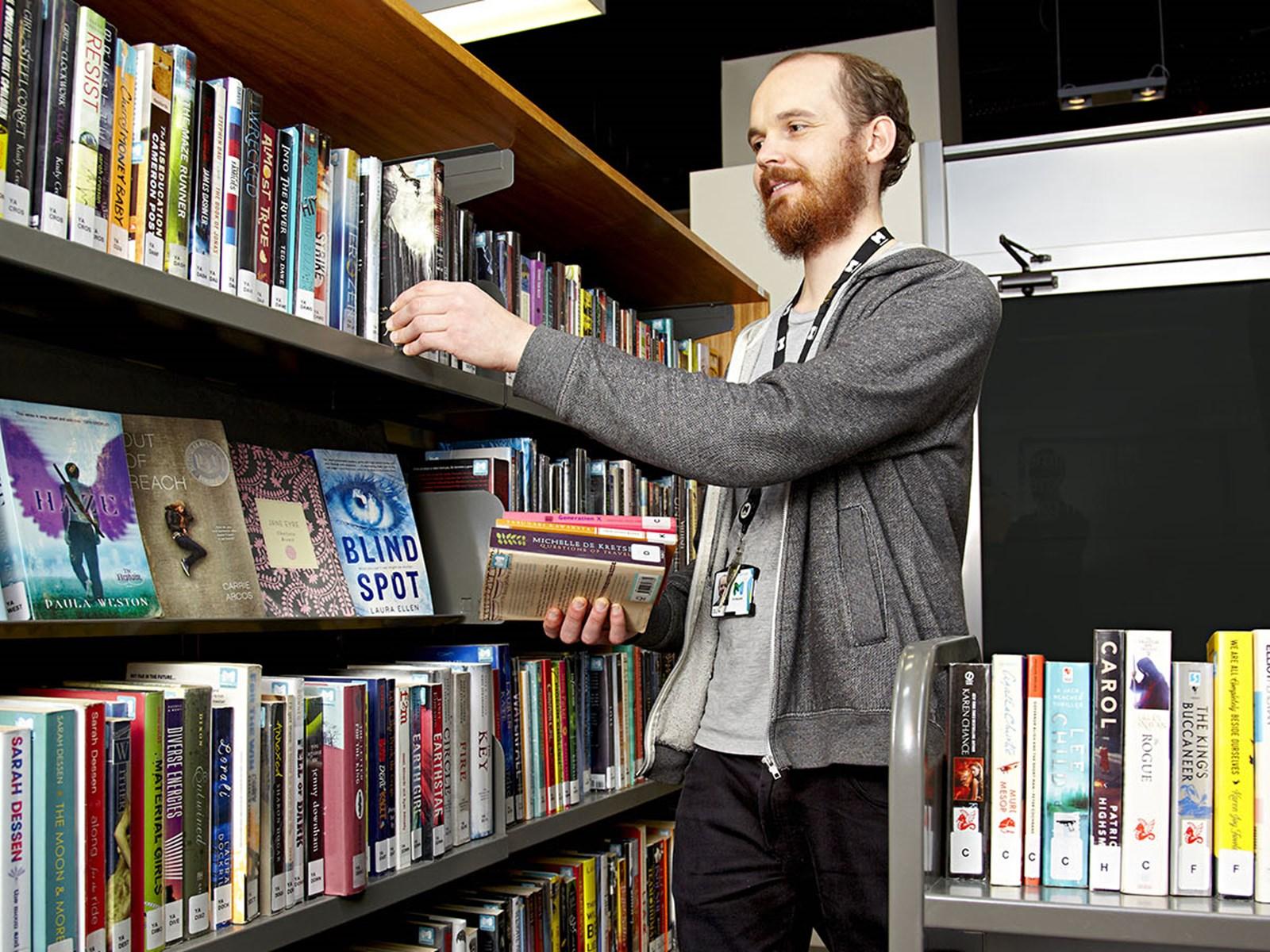 City Library, Melbourne, Victoria, Australia