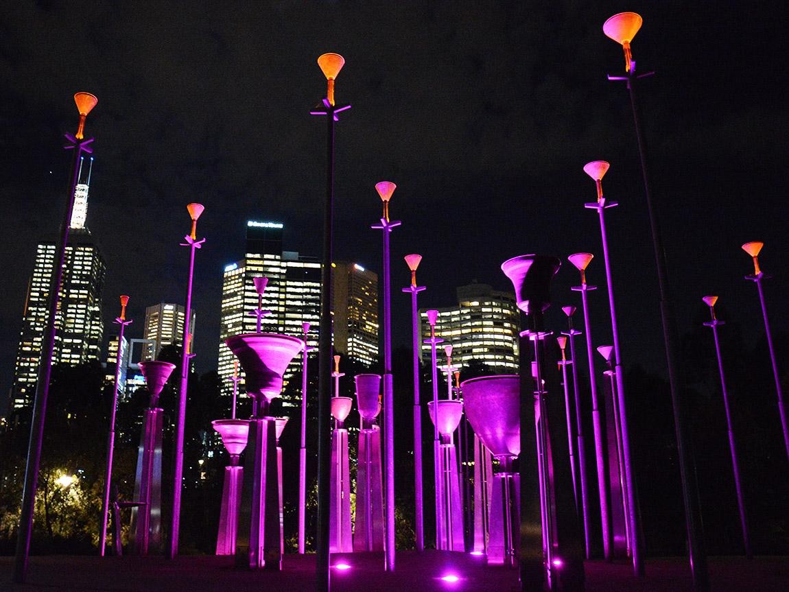 Federation Bells, Melbourne, Victoria, Australia