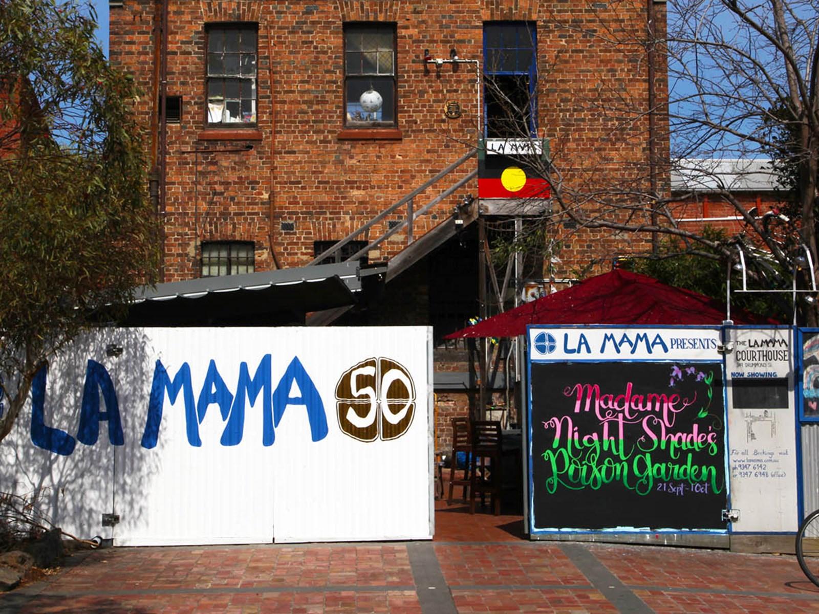 La Mama, Melbourne, Victoria, Australia