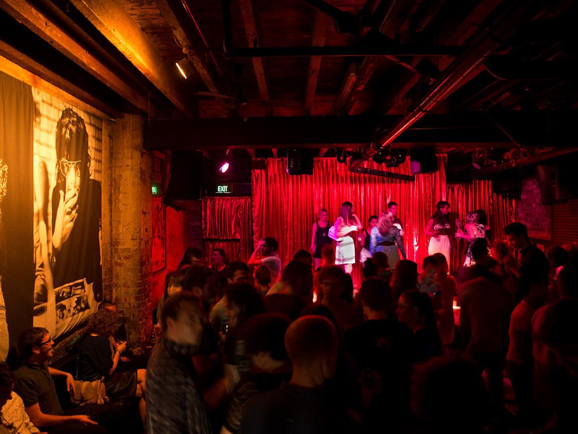 Cherry Bar, Melbourne, Victoria, Australia