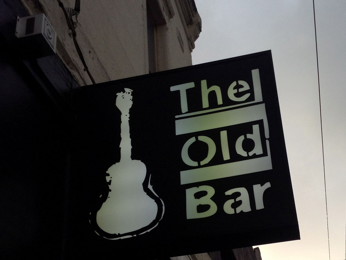 The Old Bar, Fitzroy, Melbourne, Victoria, Australia