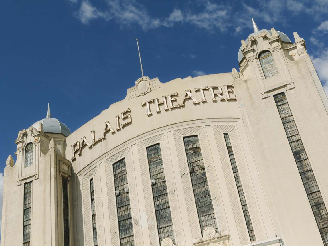Palais Theatre, St Kilda, Melbourne, Victoria, Australia