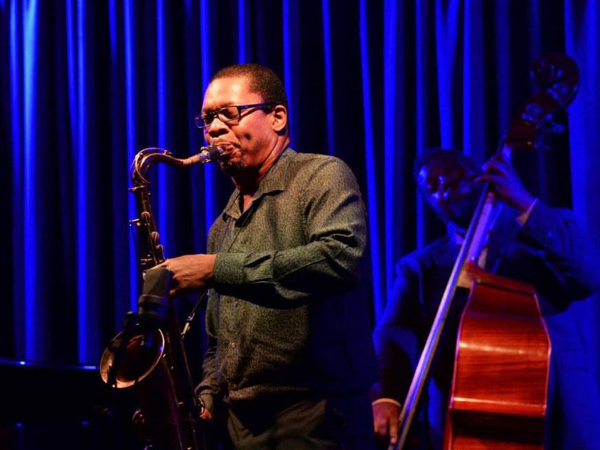 Ravi Coltrane at Bird's Basement, Melbourne jazz