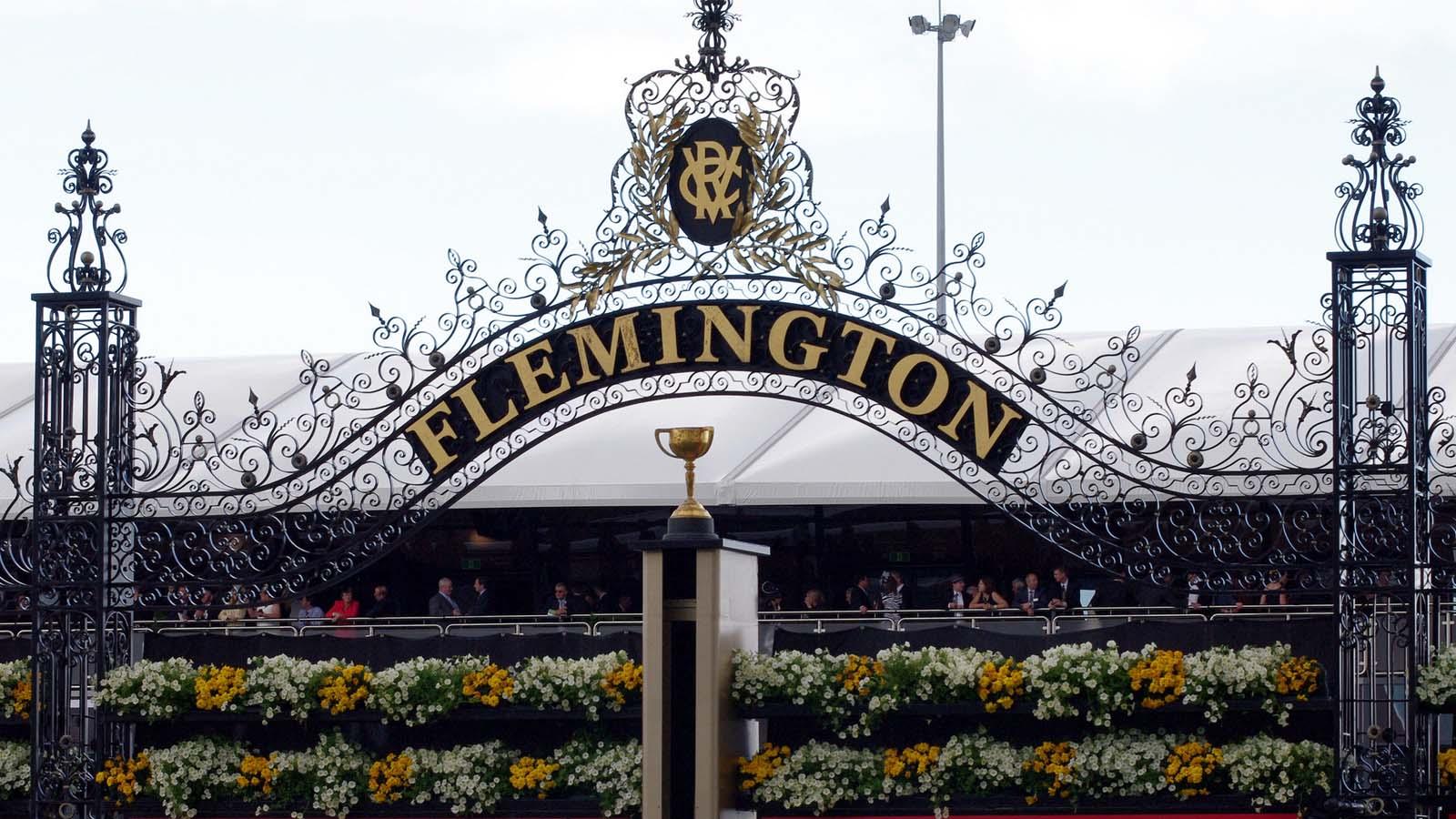 Flemington Racecourse, Flemington, Melbourne, Victoria, Australia
