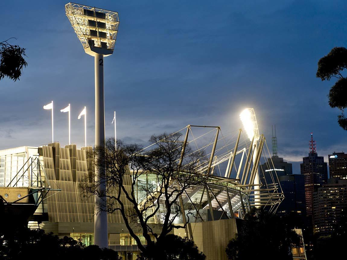 Melbourne Cricket Ground, Melbourne, Victoria, Australia
