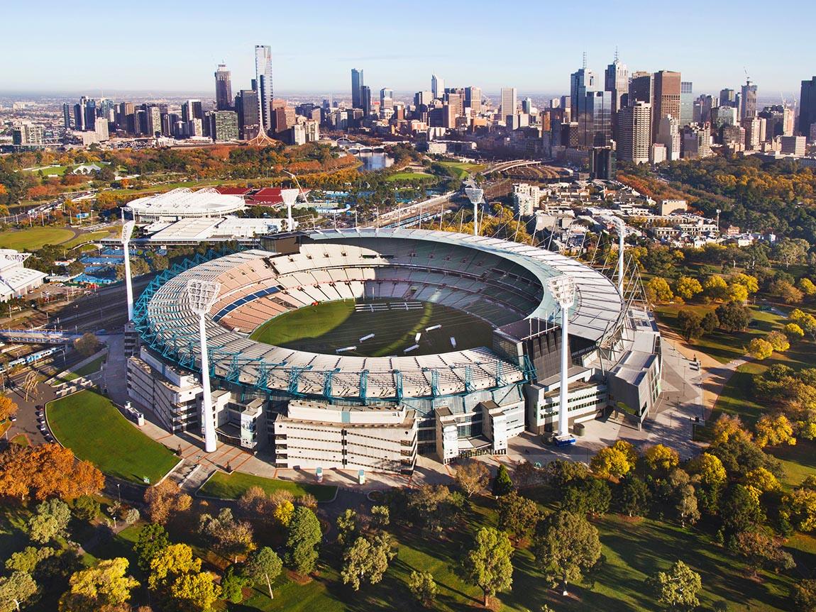 Melbourne Cricket Ground, Melbourne, Victoria, Australia