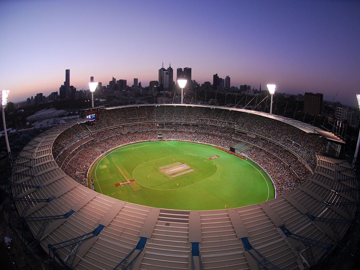 Melbourne Cricket Ground, Melbourne, Victoria, Australia. Photo: SDP Photography, courtesy the MCC.