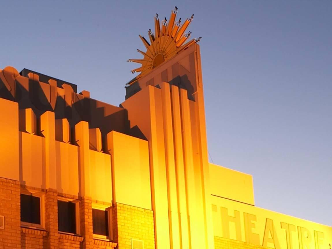 Sun Theatre, Yarraville, Melbourne, Victoria, Australia