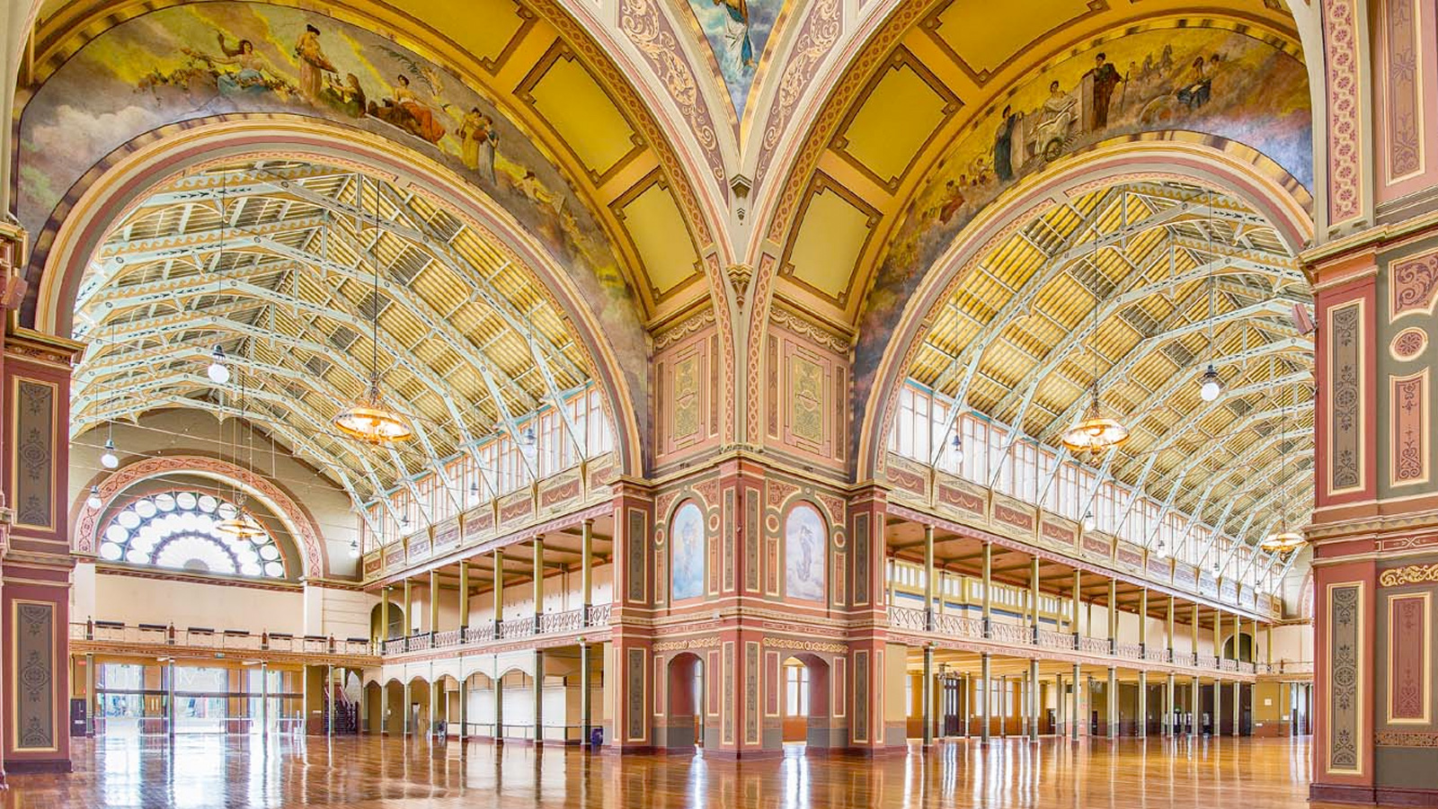 Royal Exhibition Building, Carlton, Melbourne, Victoria, Australia