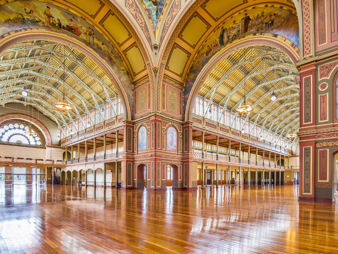Royal Exhibition Building, Carlton, Melbourne, Victoria, Australia