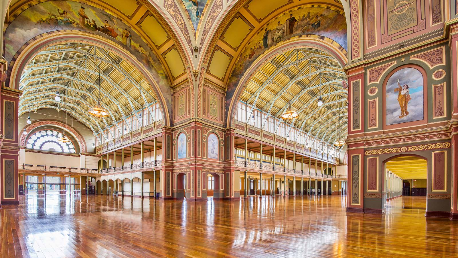 Royal Exhibition Building, Carlton, Victoria, Australia