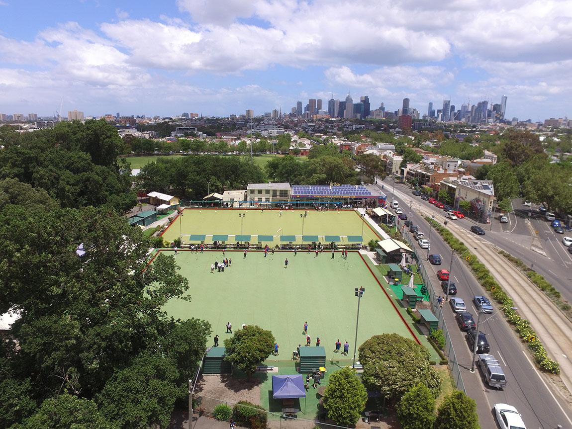 Fitzroy Bowls Club, Melbourne, Victoria, Australia